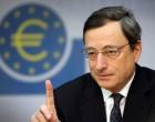 Draghi: la ripresa c'è, ma è ancora lontano un rialzo dei tassi